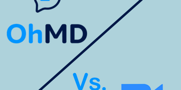 Zoom telehealth vs ohmd